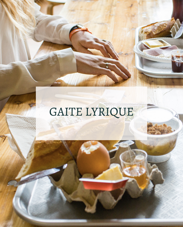 Les brunchs de Time Out à la Gaîté lyrique !
